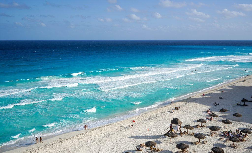 חוף קקון מקסיקו