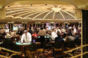 מקום הימורים